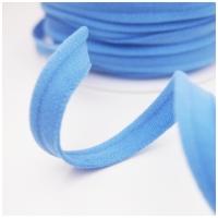 elastische Paspel, hellblau