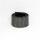 Polygurtband, 32mm (1,25 inch), glitter schwarz
