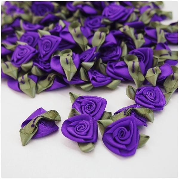 Satin Rose violett