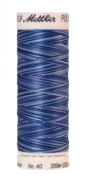 Mettler Poly Sheen Multi Stickfaden, Farbe 9929