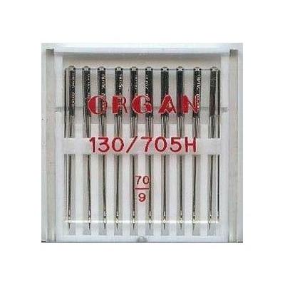 Organ Standard Nähmaschinennadeln 130/705H 70/9