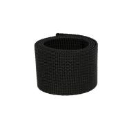 Poly Gurtband 40mm Schwarz