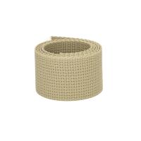 Poly Gurtband 40mm Beige