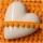 Baby Pomponborte Mandarine