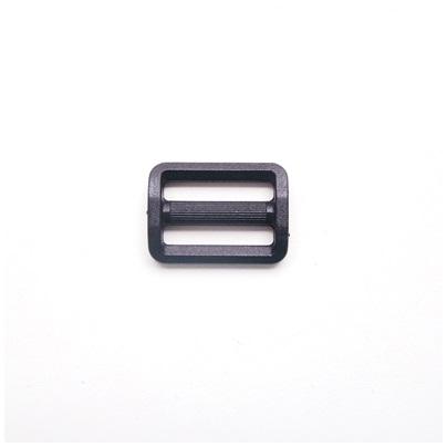Versteller, doppelt, schwarz, 15 mm