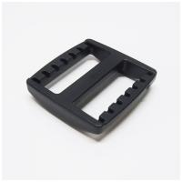 Versteller, doppelt, schwarz, für 32mm Band