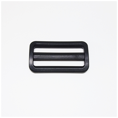 Versteller, doppelt, schwarz, für 50mm Band
