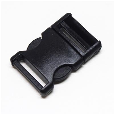 Steckverschluss schwarz für 15mm Band