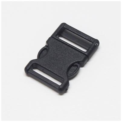 Steckverschluss schwarz für 10mm Band