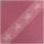 Gummiband mit Sternen 40mm Hellrosa/Rosa