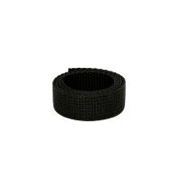 Poly Gurtband 20mm Schwarz