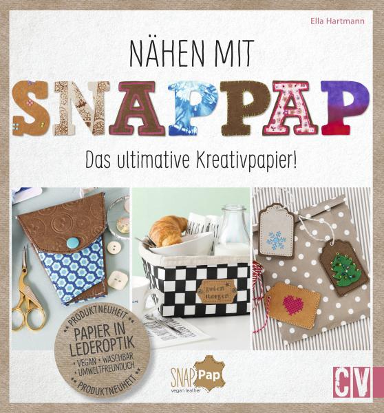 Buch - Nähen mit Snappap