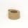 weiches Baumwollgurtband 2,54cm (1 inch), beige