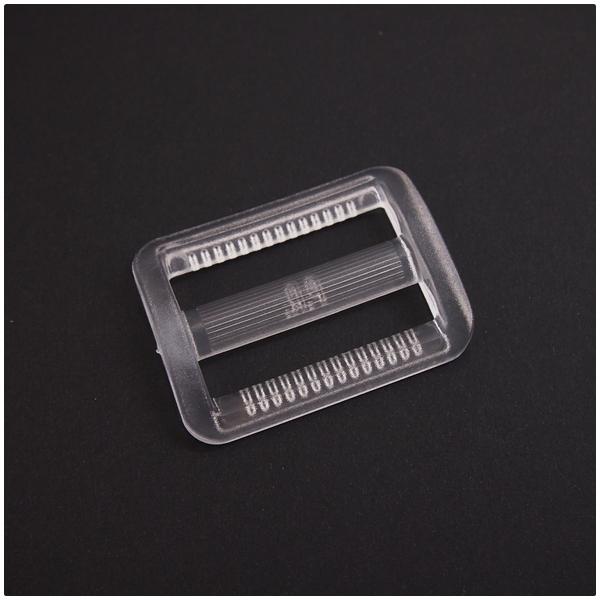 Versteller, doppelt, transparent, 40 mm