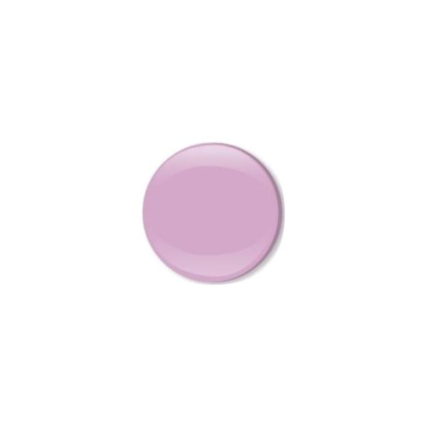Jersey Druckknopf geschlossen 20 Stk. rosa
