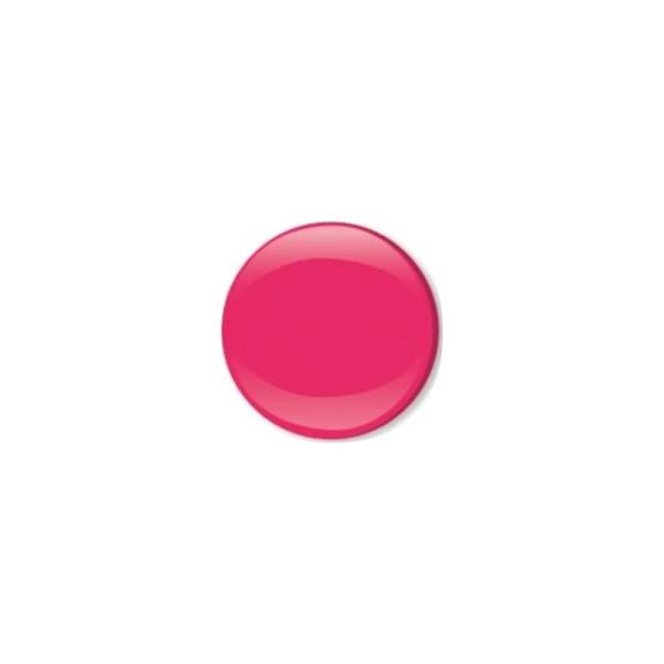 Jersey Druckknopf geschlossen 20 Stk. pink