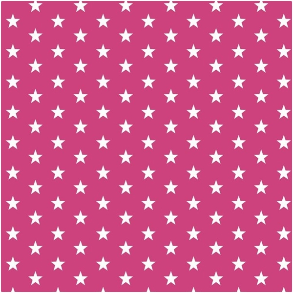Baumwollpopeline Ministerne pink