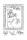 Clear Stamp Stempel - Santa Owl