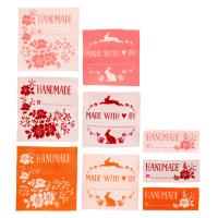 Tilda Quilt Labels Cabbage Rose