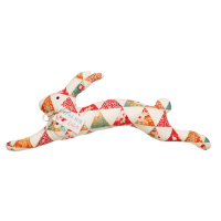 "Tilda Material Kit ""Patchwork Rabbit"" 28x23 cm"