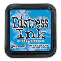 Distress Ink Stempelkissen - Salty Ocean
