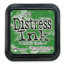 Distress Ink Stempelkissen - Mowed Lawn