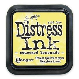 Distress Ink Stempelkissen - Squeezed Lemonade