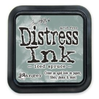 Distress Ink Stempelkissen - Iced Spruce