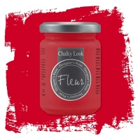 To-Do Fleur Chalky Look Paint Tomato Red 130ml