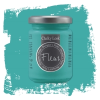 To-Do Fleur Chalky Look Paint Malaysia Blue 130ml