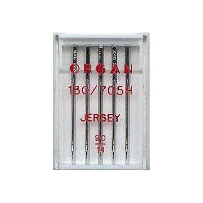 Organ Jersey Nähmaschinennadeln 130/705H 90/14