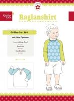 Raglanshirt Kindershirt Farbenmix Schnittmuster