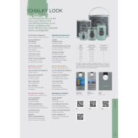To-Do Fleur Chalky Look Paint All About Grey 130ml