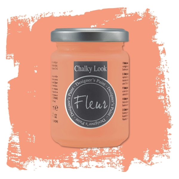 To-Do Fleur Chalky Look Paint Swinging Rose 130ml