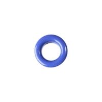 20 Stk. Oesen und Scheiben, 8mm, royalblau