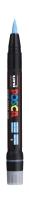 Posca Marker mit Pinselspitze, hellblau