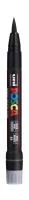Posca Marker mit Pinselspitze, schwarz