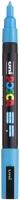 PC3M Posca Marker 0.9 - 1.5 mm hellblau