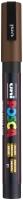 PC3M Posca Marker 0.9 - 1.5 mm braun