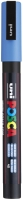 PC3M Posca Marker 0.9 - 1.5 mm himmelblau