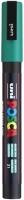 PC3M Posca Marker 0.9 - 1.5 mm smaragdgrün
