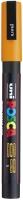 PC3M Posca Marker 0.9 - 1.5 mm sonnengelb