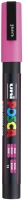 PC3M Posca Marker 0.9 - 1.5 mm rosa