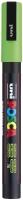 PC3M Posca Marker 0.9 - 1.5 mm apfelgrün