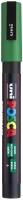 PC3M Posca Marker 0.9 - 1.5 mm grün
