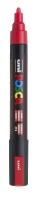 PC5M Posca Marker 1.8-2.5 mm rot