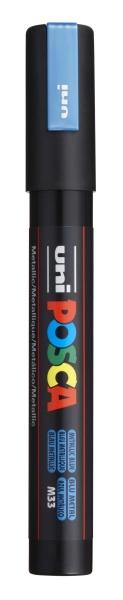 PC5M Posca Marker 1.8-2.5 mm blau metallic