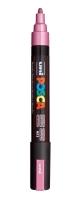 PC5M Posca Marker 1.8-2.5 mm rosa metallic