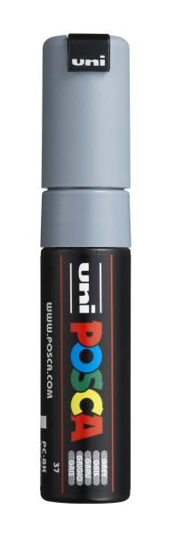 PC8K Posca Marker 8 mm grau