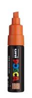 PC8K Posca Marker 8 mm orange